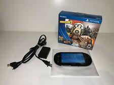 Sony PlayStation Vita Black Console with 8 GB Memory Card