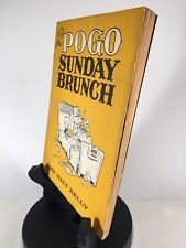 The Pogo Sunday Brunch By Walt Kelly - Simon and Schuster (1959) Softcover