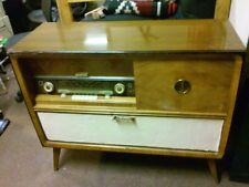 RARE! Antique Philips Jupiter Truhe FD662A Radio Vetter Stereo Console