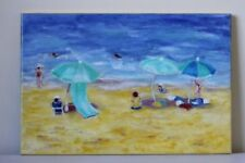 Small (up to 12in.) Original Modern Art Paintings