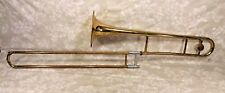 Vintage Blessing Trombone and Case with Mouthpiece