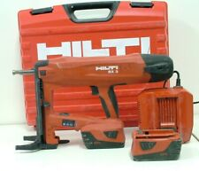 Hilti 22V 5.2Ah Li-ion Cordless Concrete Nail Gun Kit BX 3-ME 02 - Bids From $1