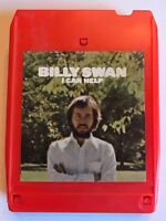 Billy Swan I Can Help 8 Track Tape Cartridge 1974 Private Collection Rare!