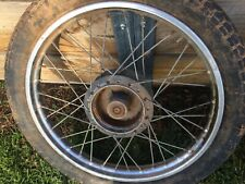 Honda CT110 CT 110 Postie Rear Rim and Tyre 17 Inch