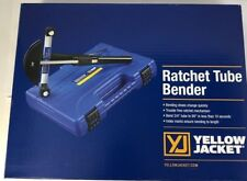 Yellow Jacket 60331 - Ratcheting Hand Tube Bender