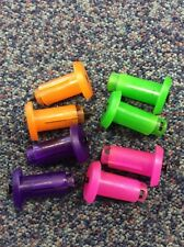 Bicycle Bar Ends, 4 Assorted colours