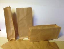 25 Stück Kraftpapier-Kaffee-tüten OHNE ALUMINIUM  Tüten 1000g mit Ventil