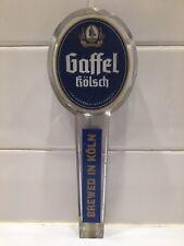Gaffel Kolsch Tap Handle / Marker!! Brewed in Koln!!!