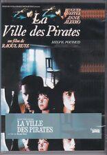 DVD LA VILLE DES PIRATES DE RAOUL RUIZ