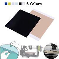 0.5/0.8/1mm PEI Sheet 3D Printing Build Surface + 468MP Adhesive Tape 3D Printer