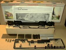 """.. Walthers HO Trains .. """"General Electric 75' Depressed Center 4 Truck Flatcar"""""""
