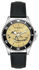 KIESENBERG Uhr - Geschenke für FIAT Barchetta Oldtimer Fan L-6551