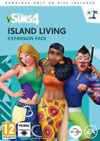 The Sims 4 - Island Living PC MAC New & Sealed