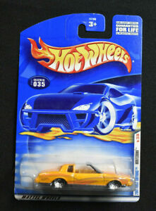 Hot Wheels 2001 First Editions 23/36 Montezooma 035 (100)