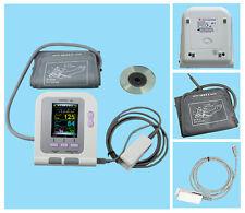 08A versatile Digital blood pressure monitor w/spo2 opt