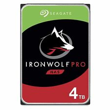 "Seagate Ironwolf Pro St4000ne001 Disque dur 3.5"" 4000 G"