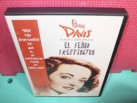EL SEÑOR SKEFFINGTON - bette davis  - RAINS - dvd
