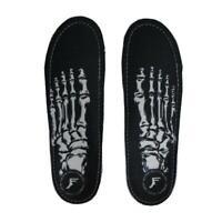 Footprint - King Schiuma Plantari Ortopedici Lisca - Nero