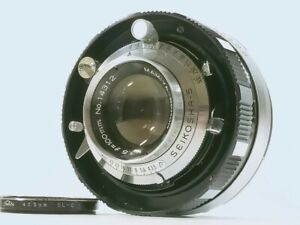 [Optical Mint] Mamiya Sekor 100mm f/3.5 Lens For Universal Press from JAPAN