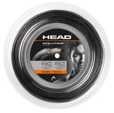 HEAD INTELLITOUR 17 REEL tennis racquet racket string 660 foot (200M) - Reg $200