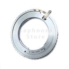 Pixco Lens Adapter for Sony NEX E-Mount Lens to Nikon Z Mount Camera Nikon Z6 Z7