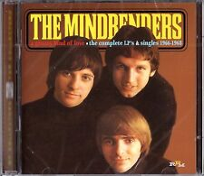 Mindbenders 'A GROOVY KIND OF LOVE-COMPLETE LPs/Singles '66-'68' 2CD New/Sealed
