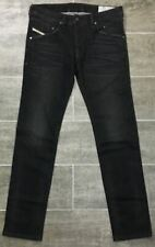 NWT DIESEL Men's Belther-R RS007 Regular Slim-Tapered Stretch Jeans 27 x 30