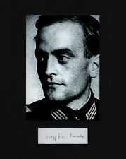 Operation Valkyrie conspiracy assassinate Hitler Major Boeselager Knights Cross