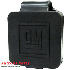 NEW GENUINE HOLDEN TOW BAR HITCH RECEIVER COVER PART 12496641
