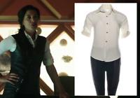 Killjoys Warden Rennika Rachael Ancheril Screen Worn Shirt & Pants Ep 509