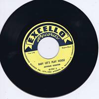 ARTHUR GUNTER - BABY LET'S PLAY HOUSE (Original version of Elvis Presley Hit)