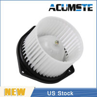 A/C Heater Blower Motor w/Fan Cage 700239 for 07-18 Mitsubishi Lancer Outlander