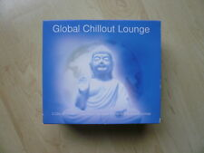 Global Chillout Lounge (Orient, Cuba, India, Africa, Arabic) Box mit 5 CDs