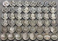 USA 1963 Jefferson Nickel Proof PP Polierte Platte Philadelphia 5 Cent