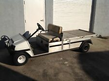 Club Car Carryall 6 gas Utility golf Cart Industrial Burden Carrier 18hp engine