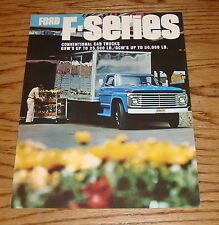 Original 1967 Ford Truck F-Series Sales Brochure 67