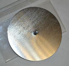 Rock Tumbler Lortone barrel part inner lid with bolt #020-100 1.5 lb. / 3 lb.