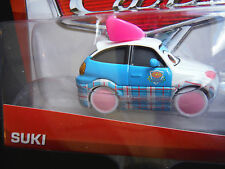 DISNEY PIXAR CARS SUKI TOON 2013 SAVE 5% WORLDWIDE FAST SHIP