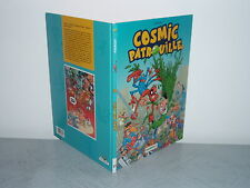 COSMIC PATROUILLE (MAURICET) TOME 1   EO BAMBOO JANVIER 2008