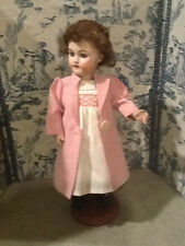 Bleuette GL Fashion Coat In Pink With One Button looks great over any dress.