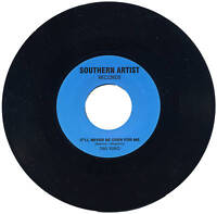 """TIMI YURO  """"IT'LL NEVER BE OVER FOR ME""""   AWESOME NORTHERN SOUL CLASSIC"""