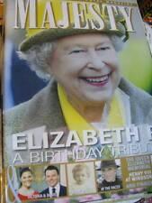 Majesty Magazine V30 #4 April 2009 Queen's Birthday, 500th Anniversary of Henry