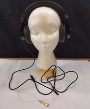 Hercules HDP DJ-Adv G501 Headband Headphones -Black/Green RC