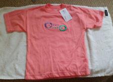 T-shirts, hauts et chemises roses pour fille de 2 à 16 ans