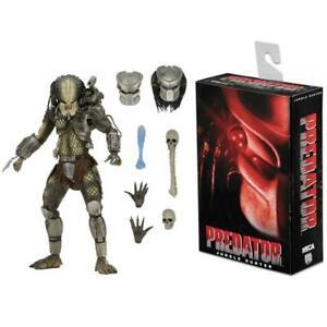 "NECA Jungle Hunter Predator Ultimate 7"" Action Figure Predators Deluxe Gifts UK"