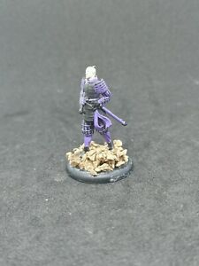 Malifaux Lone Swordsman Ten Thunders