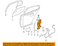 Pontiac GM OEM 00-05 Bonneville Rear Door-Window Regulator 15231242
