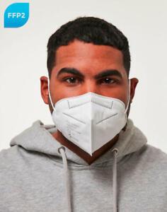 Virshields 10er Pack FFP2 Mund-Nasen-Schutz Einwegmaske VS005 NEW