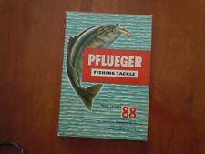 Pflueger lure tackle catalog  1951 Trade Catalog