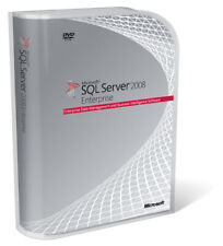 SQL Server 2008 R2 Enterprise Product Key License 8 Physical CPU Cores Genuine